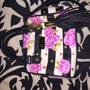 Small Betsey Johnson purse